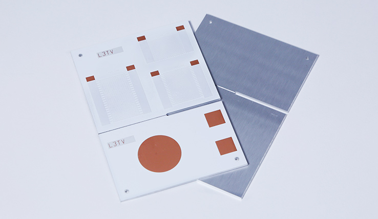 メタルべ-ス放熱基板サンプル画像2