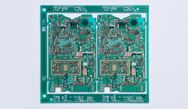 両面・多層貫通基板のサンプル画像2